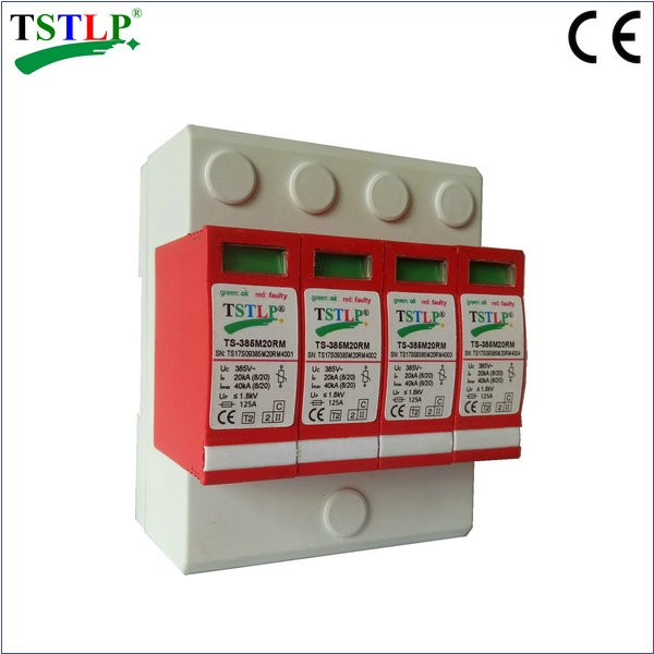 TS-385M20RM/4 Type 2 Surge Protection