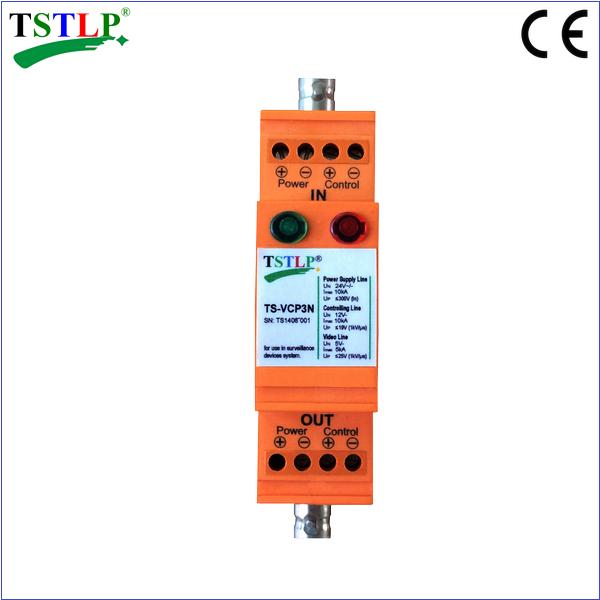 TS-VCP3N Surveillance Camera Surge Protection