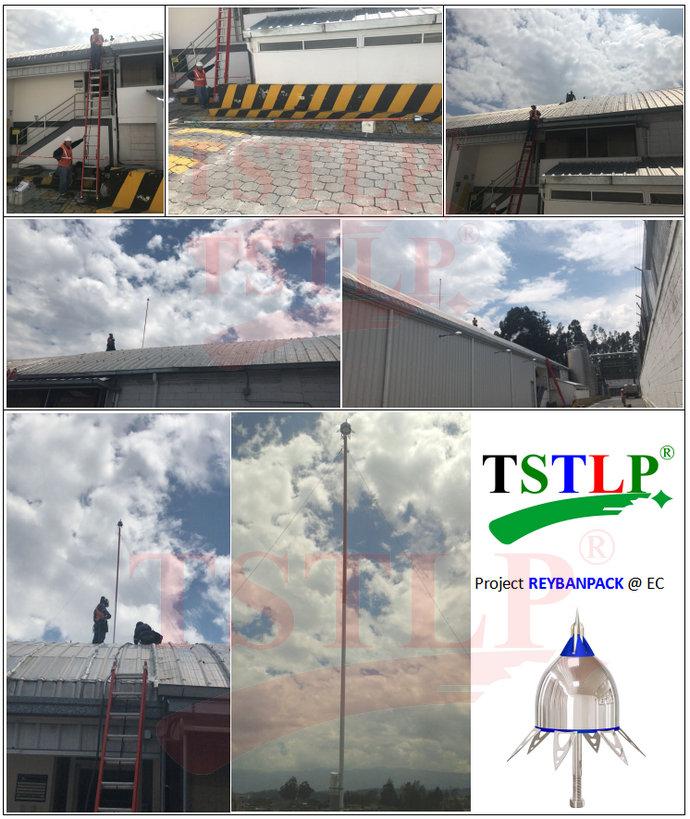 SMT-ESE40-lightning-Arrester-Factory