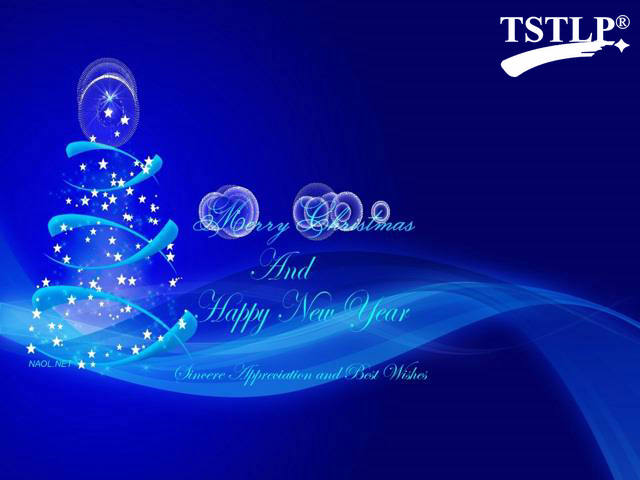 Merry Christmas & HAPPY new year from TSTLP